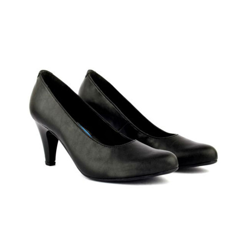 Women Black Pumps Flair300R